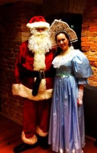 Jõuluvana - Näärivana ja Snegorutshka