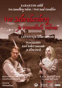Ivo Schenkenberg suvelavastus